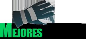 web de guantes